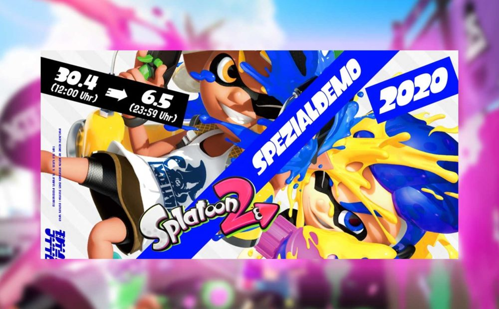 splatoon 2 free to play event