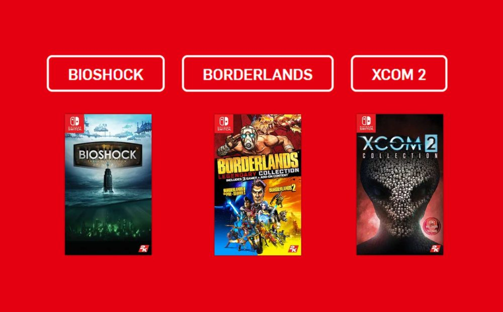 2k games switch collections
