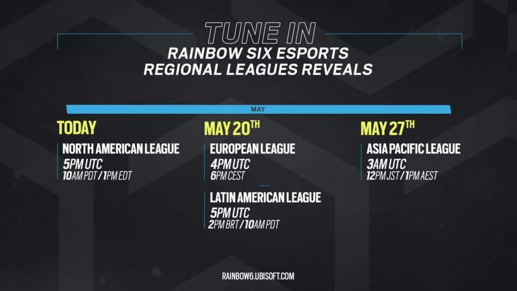 E Sport reveal