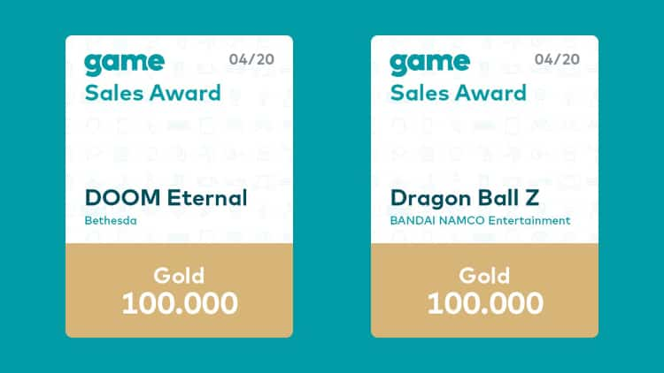 Header game Sales Awards April 2020 web
