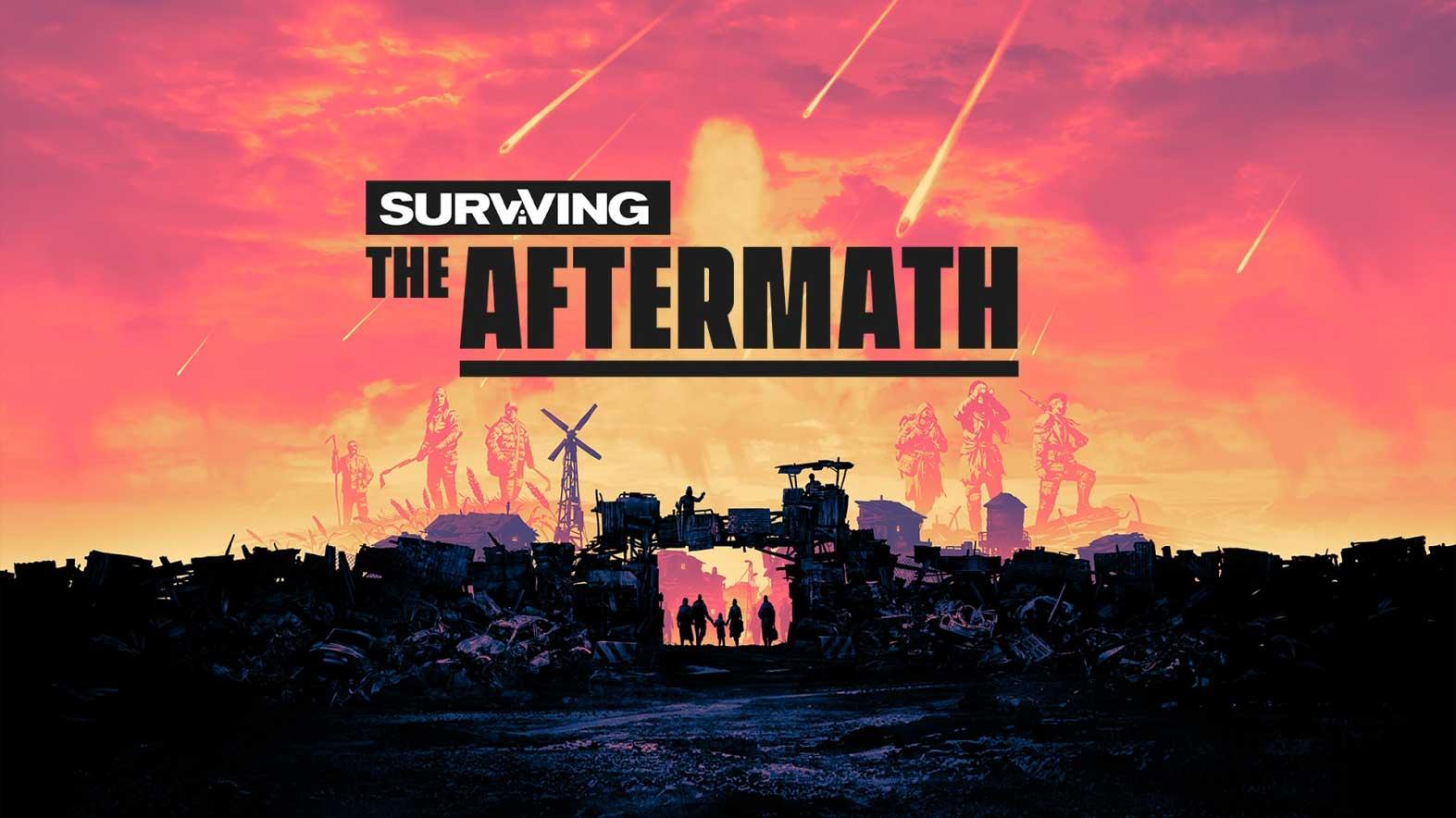 Surviving the Aftermath Key Art babt