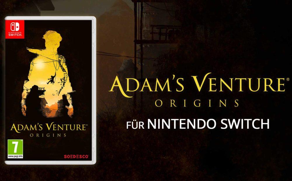 adams venture origins switch