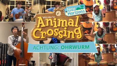 animal crossing titelsong