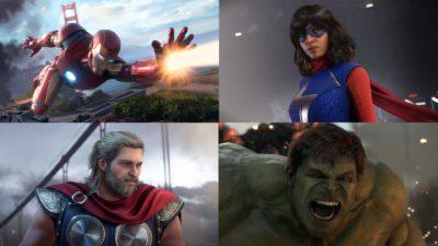 marvel avengers a day prologue babt