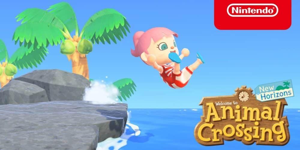 Das Sommer Update für Animal Crossing New Horizons erscheint am 3. Juli Nintendo Switch
