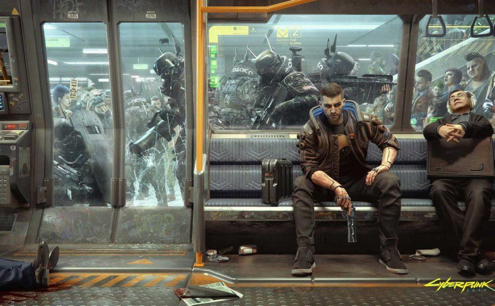 Metro en babt
