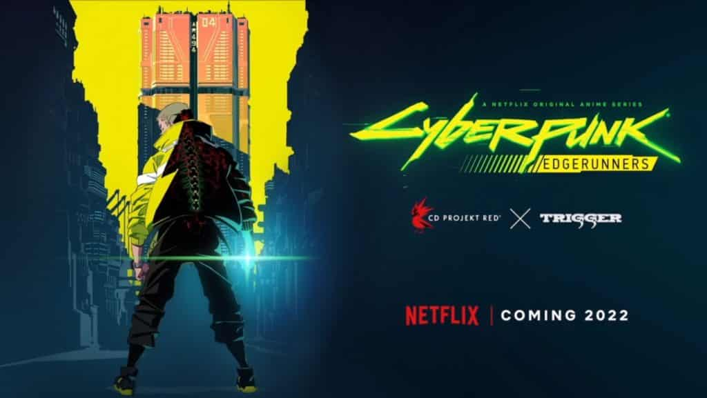 Quellen: CD Projekt Red / Trigger Studio / Netflix