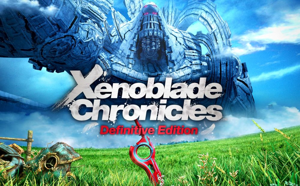 xenoblade chronicles definitive edition switch hero