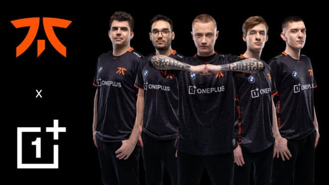 Fnatic Team Photo babt