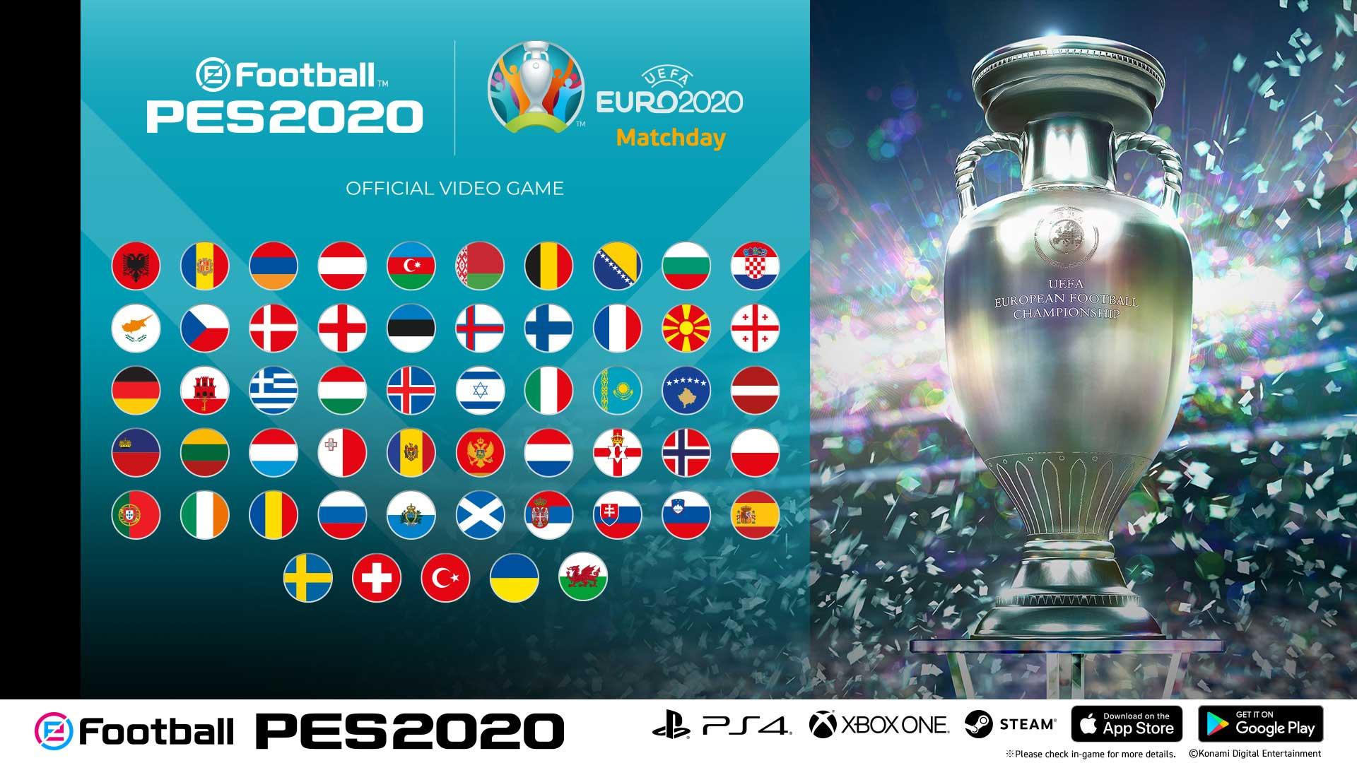 PES2020 EURO2020 Campaign B 0 babt