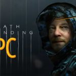 death stranding pc release cover