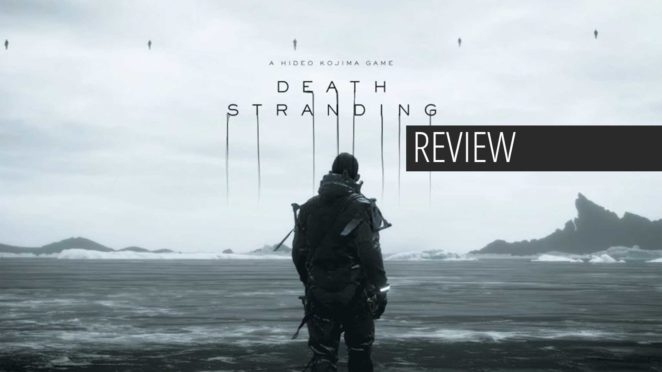 death stranding review cover