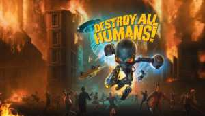 destroy all humans release cover
