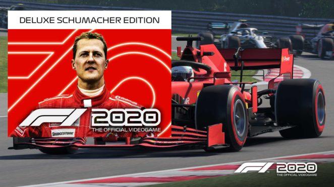 f1 2020 codemasters schumacher edition