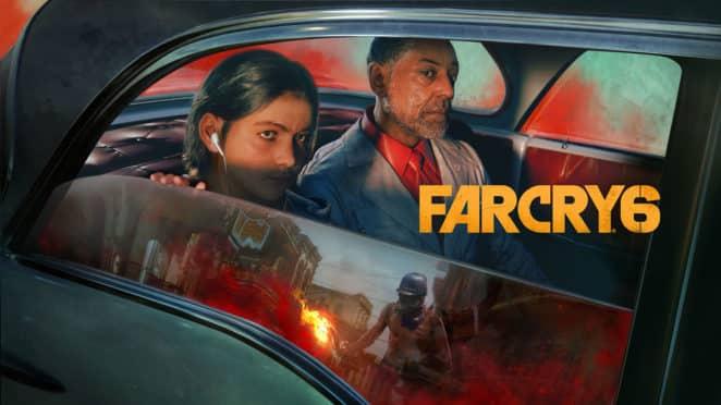 farcry6 artwork