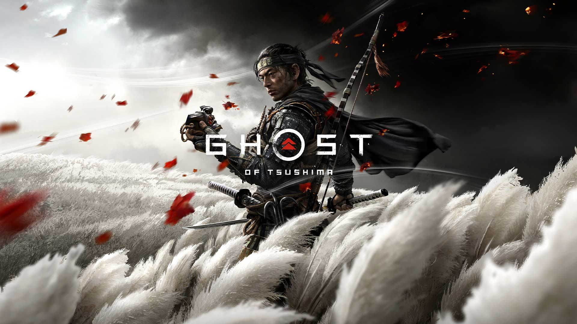 ghost of tsushima coverart