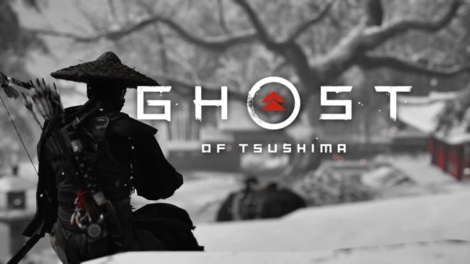 ghost of tsushima review cover