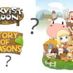 harvest moon story of seasons