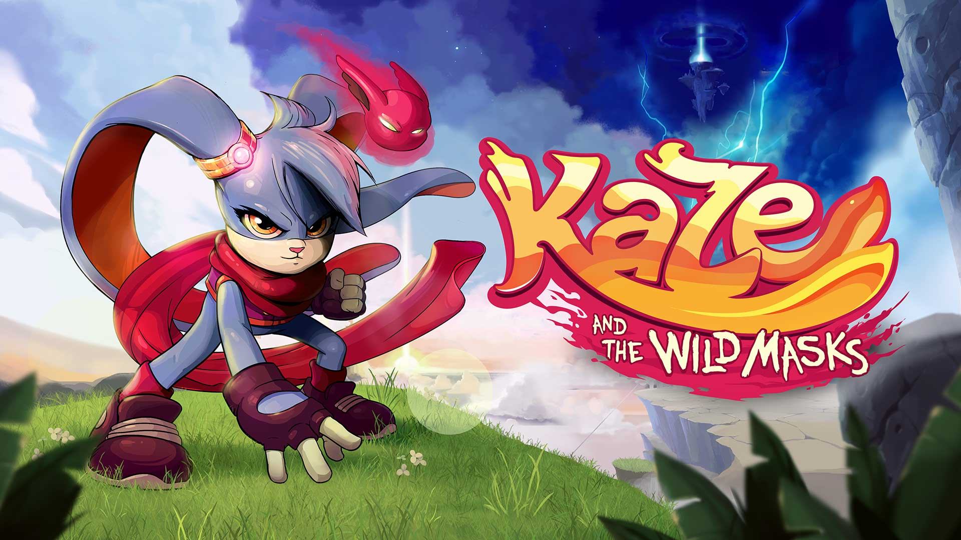 kaze and the wild masks