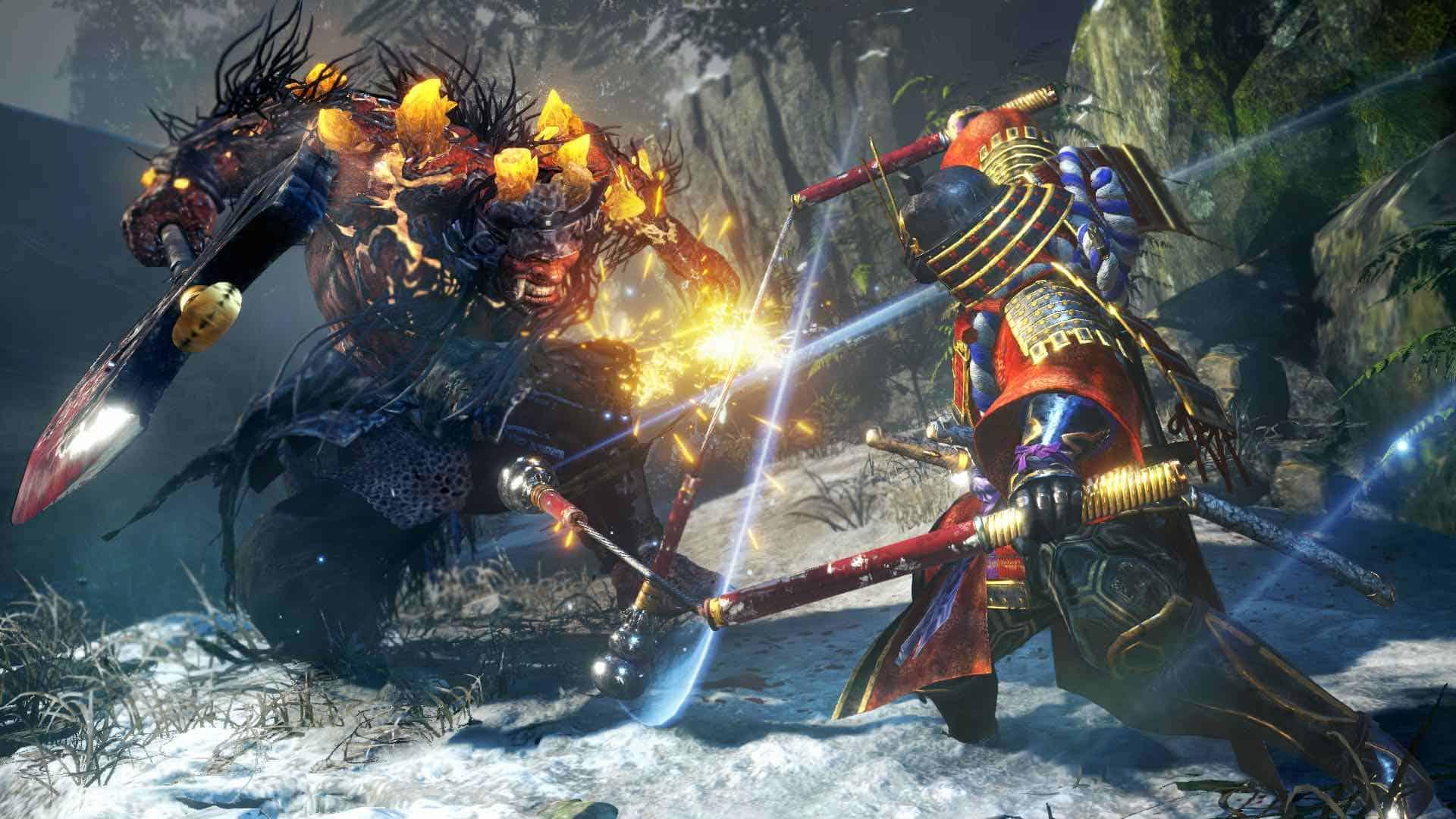 nioh2dlc screenshot