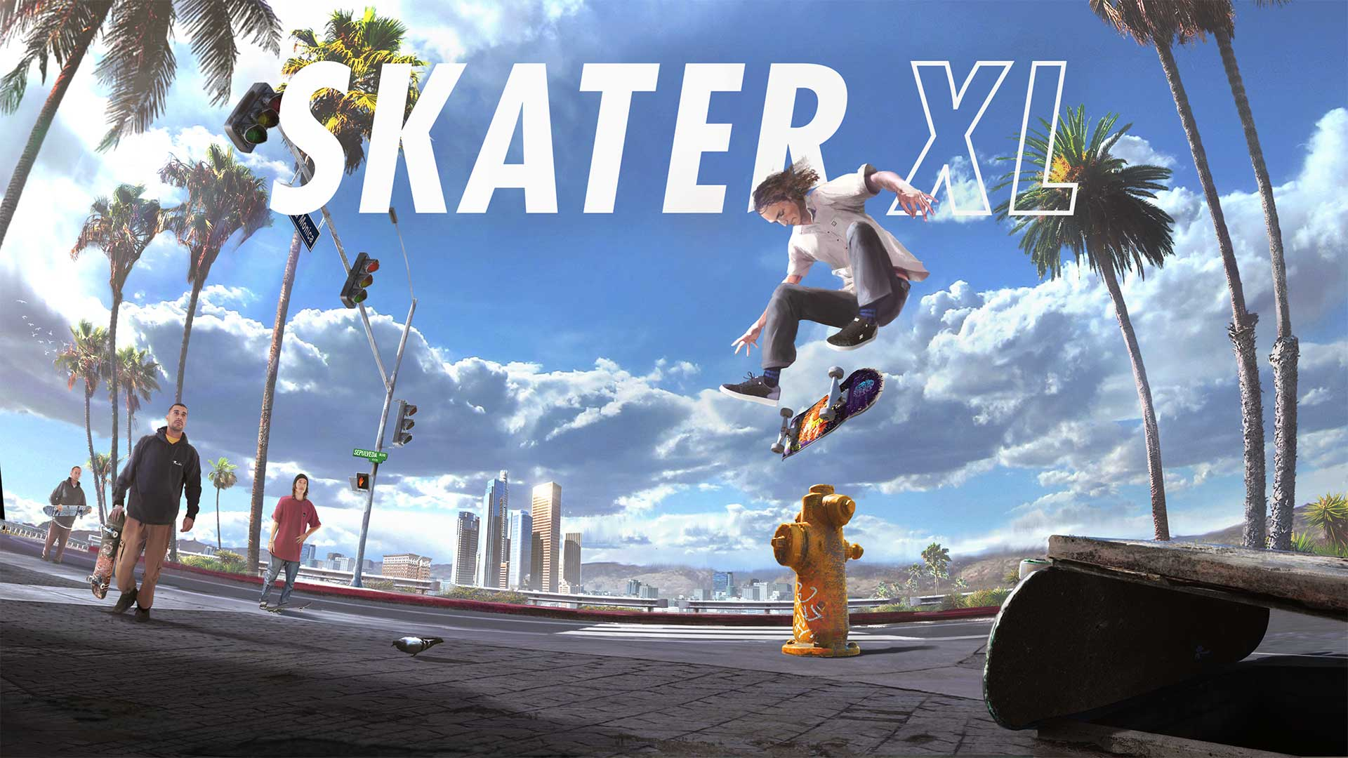 skater xl release cover