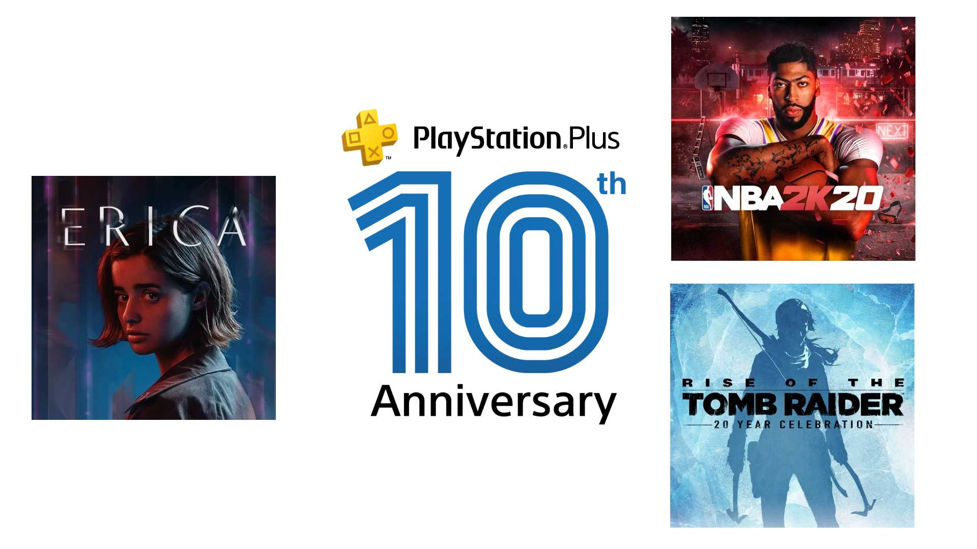 sony ps plus 10 jubilaeum