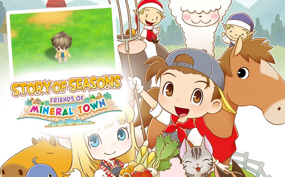 story of seasons fomt angespielt cover