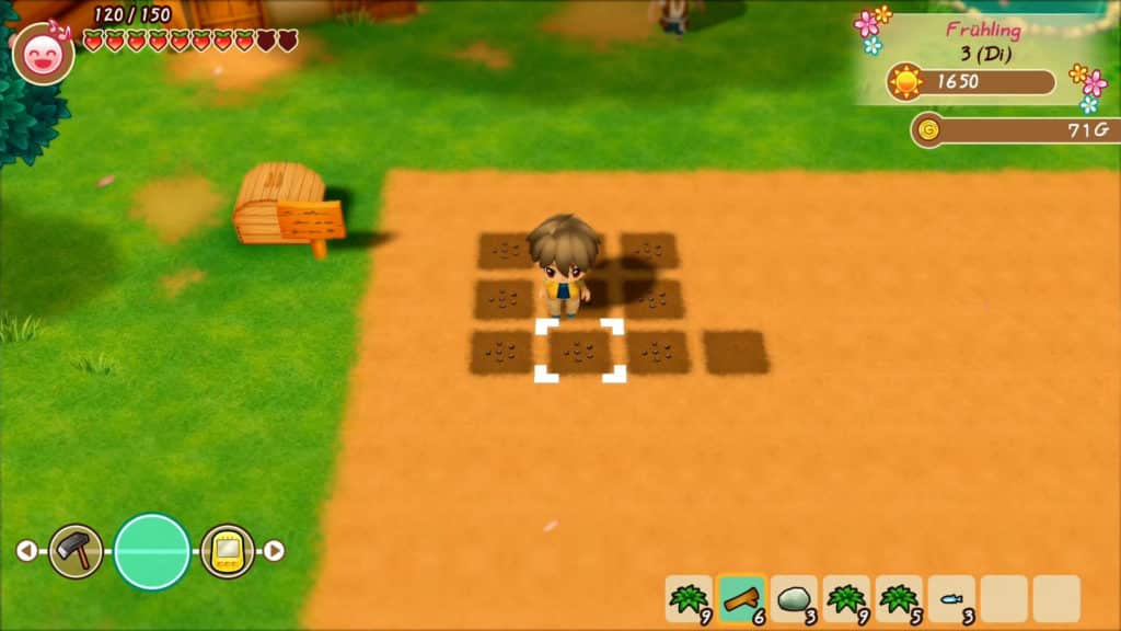 story of seasons fomt farming