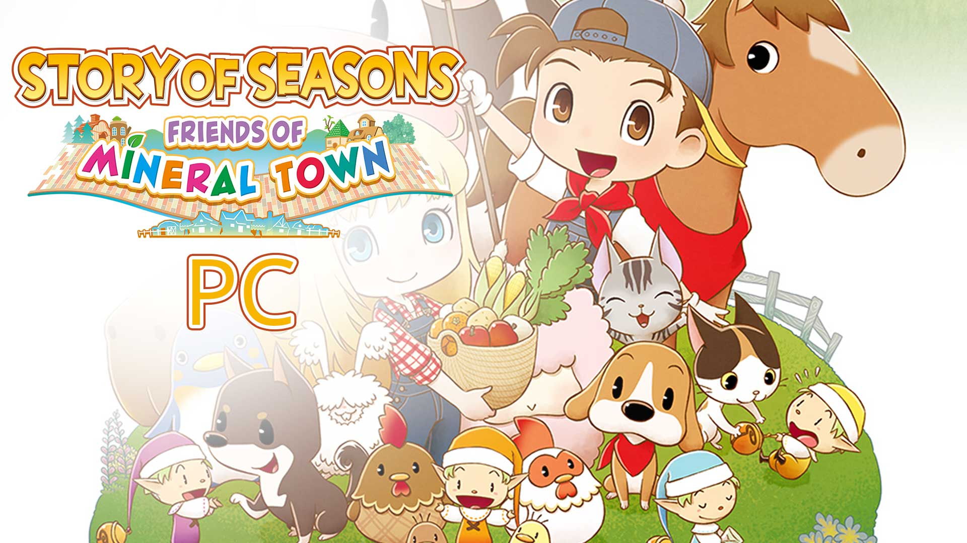 story of seasons mineraltown pc