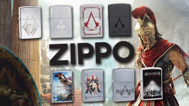 zippo assassins creed