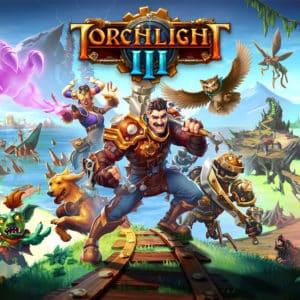 SQ NSwitchDS TorchlightIII