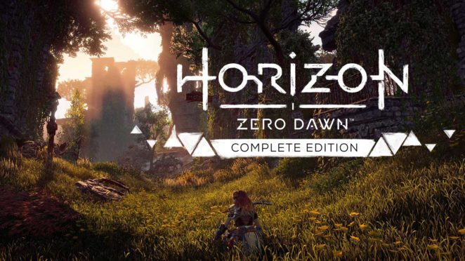 horizon zero dawn pc version release