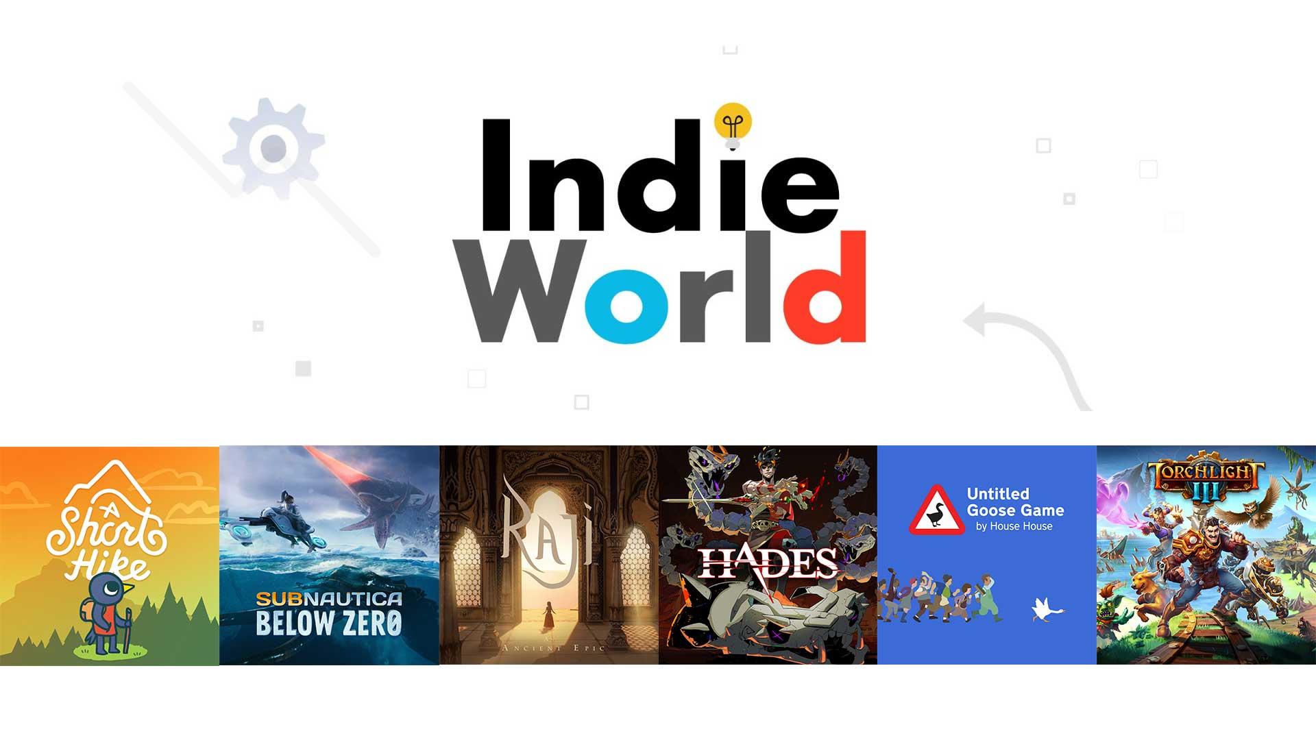 nintendo indie world august 2020