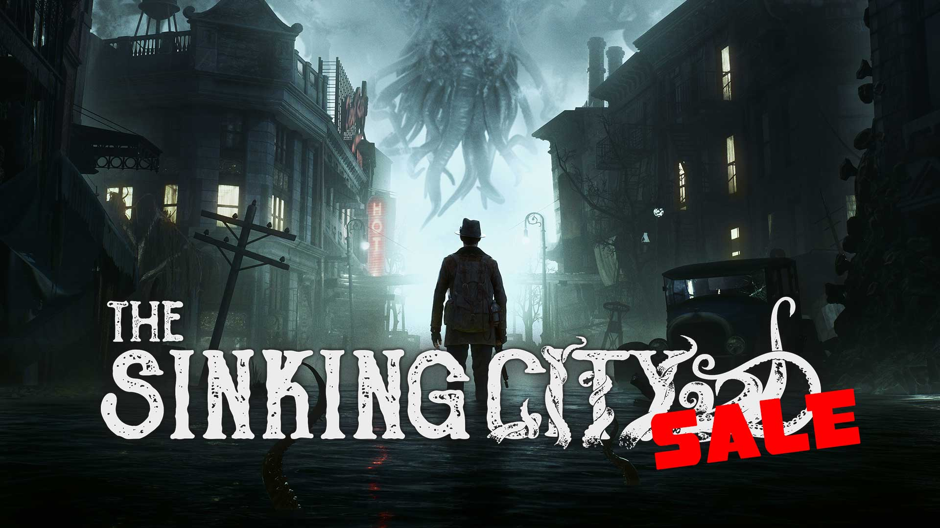 the sinking city switch