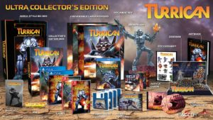 turrican collectors edition