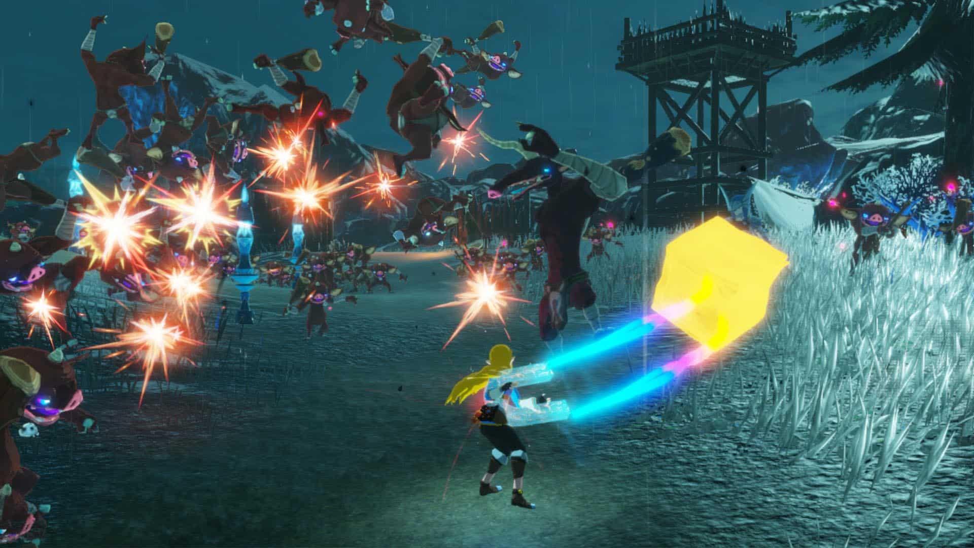Nintendo Enthullt Hyrule Warriors Zeit Der Verheerung Gaming Grounds De