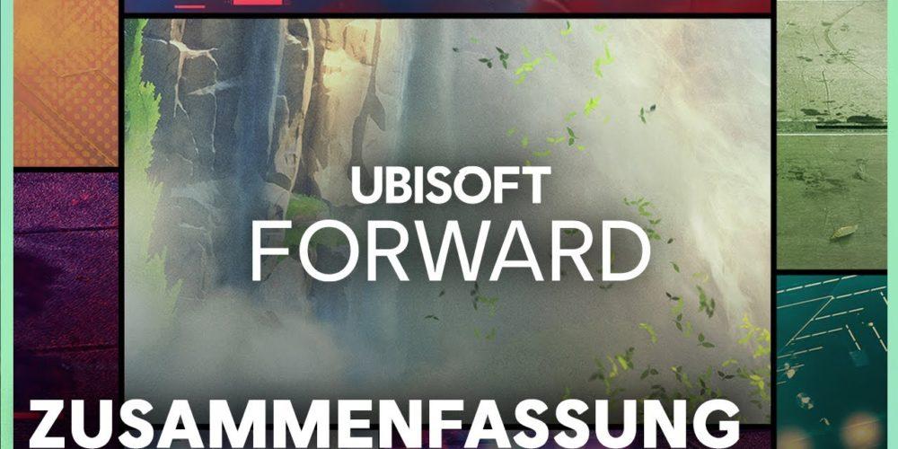UBISOFT FORWARD ZUSAMMENFASSUNG Ubisoft DE