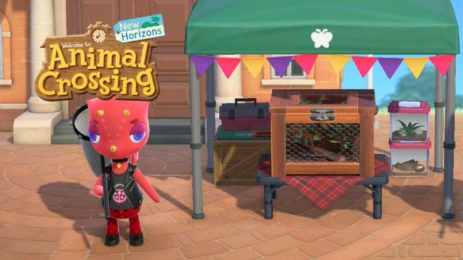 animal crossing acnh insektikus