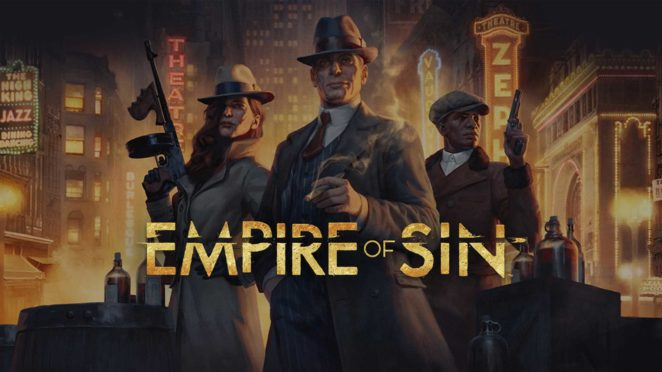 empire of sin romero games