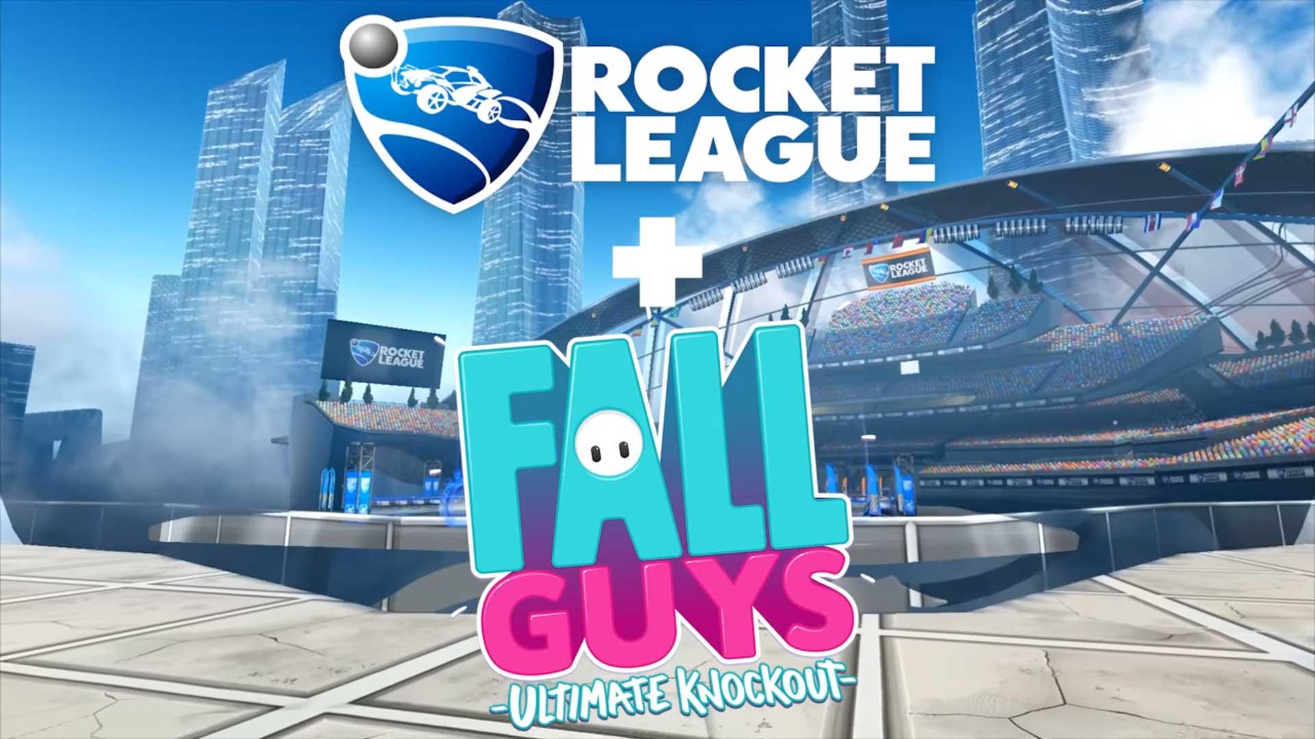 fallguys rocket league