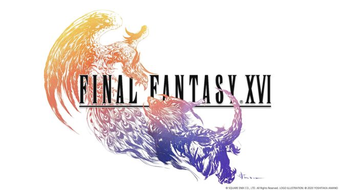 final fantasy xvi 16 cover