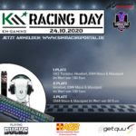 km racing day simracing