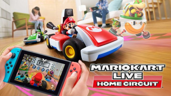 mario kart live home circuit cover