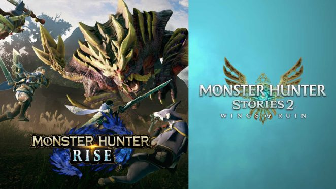 monster hunter rise stories 2