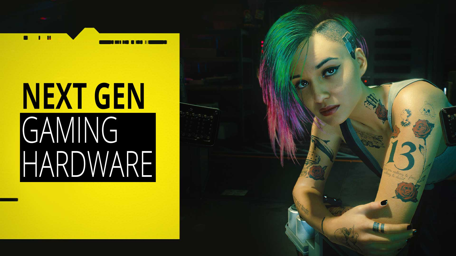 next gen gaming hardware