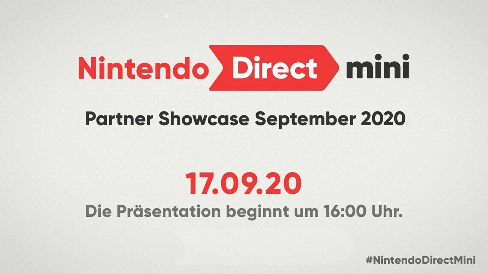 nintendo direct mini september 2020
