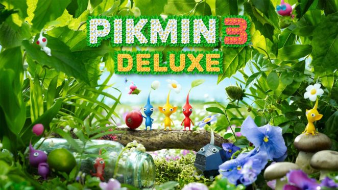 pikmin 3 deluxe switch