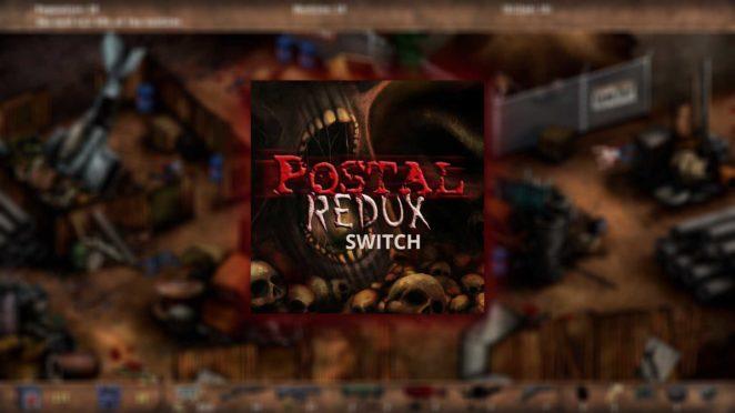 postal redux switch