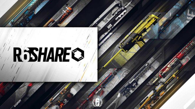r6 share 2 babt