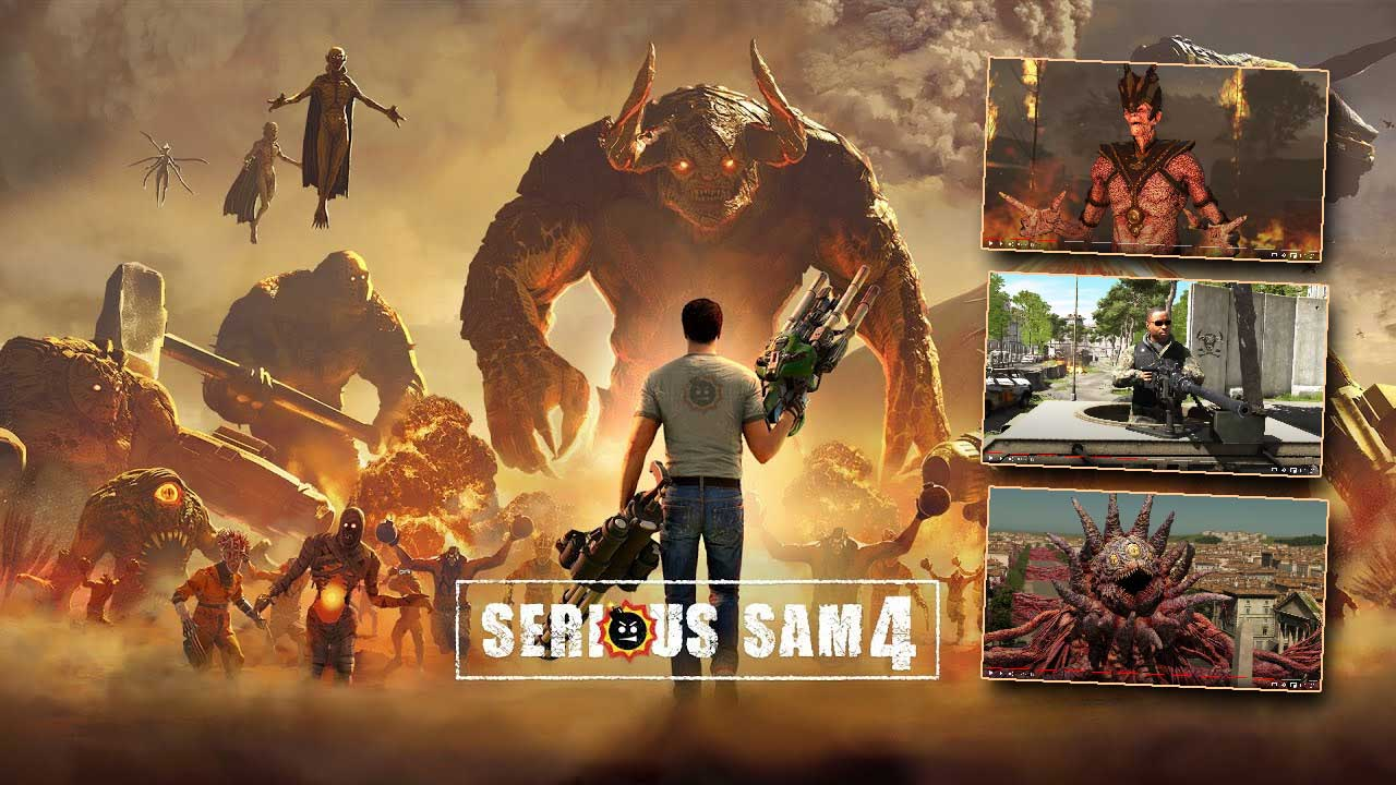 serious sam 4 trailer cover